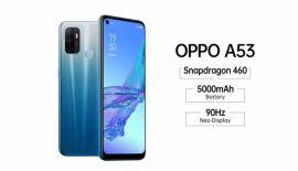 OPPO A53 4/64GB-FAIR WHITE